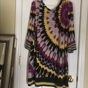 Super cute and comfy colorful dress